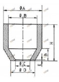 5  -  Manchons Forme TA