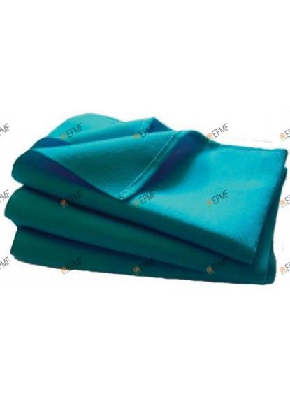 Couvertures de protection thermique.
