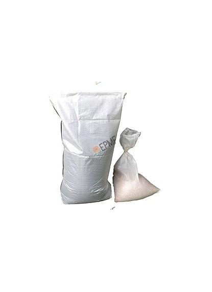 Isoline , blanche en sac de 25 kg. Référence 64.410525