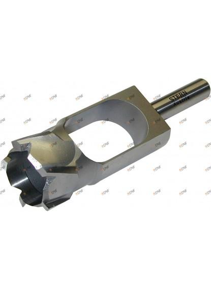 Fraises à bouchonner (N°02213) En qualité WS : acier à outils