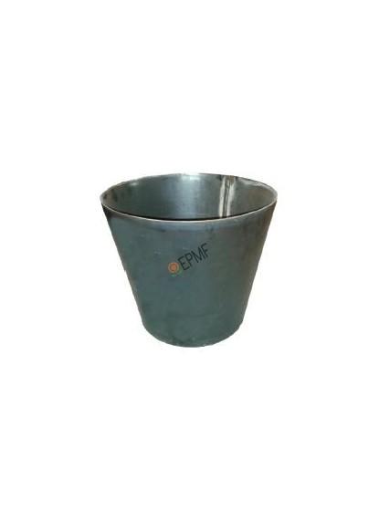 Poches métalliques soudées pour insert isolant.
