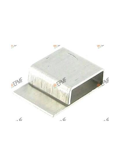 Supports à cassette en aluminium.
